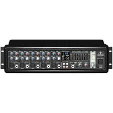 Mixer Audio Amplificato Attivo Behringer EUROPOWER PMP518M
