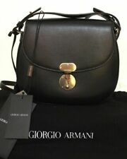 77dc30cb33 Giorgio Armani Leather Bags & Handbags for Women for sale   eBay
