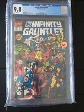 The Infinity Gauntlet #3 CGC 9.8