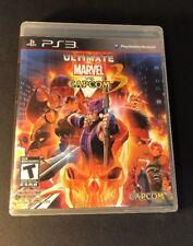 Ultimate Marvel vs Capcom 3 (PS3) USED