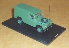 Oxford Diecast Land Rover Defender Ejército Verde militar modelo de escala 1:76 Coche de juguete