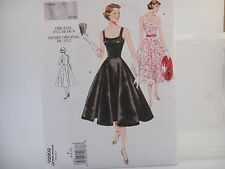 Vogue 2902 Vintage Model, Original 1952 Design Misses & Petite Size A( 6-8-10)