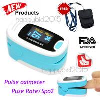 Pantalla OLED dedo pulso Sugerencia oxígeno oxímetro Sangre saturación SPO2