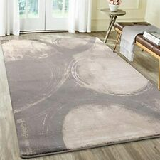 Stylish Quality Large Rugs Interior Contemporary Area Rug Abstract Gray Carpets