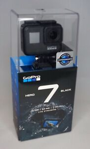 GoPro HERO7 Black Action Camera with 3 Batteries and Dual Battery Charger