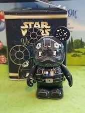 """Disney Vinylmation 3"""" Park Set 5 Star Wars Tie Fighter with Box"""