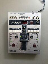 Edirol V4 Video Mixer Switcher EFX Composite Video S-Video Video Art Roland