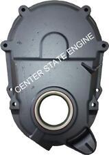 New OEM 7.4L, 454 & 8.2L, 502 Marine Aluminum Timing Cover - Mercruiser 850459
