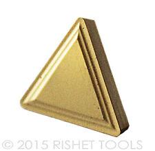 RISHET TOOLS TPMR 322 C5 Multi Layer TiN Coated Carbide Inserts (10 PCS)