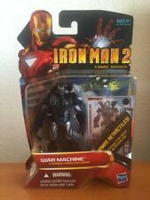 War Machine comic series action figure iron man