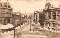 POSTCARD   SOMERSET   BATH   High Street &  Municipal  Buildings