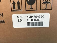 Savant AMP-8040-00 8 Channel Multi-Room Digital Audio Power Amplifier