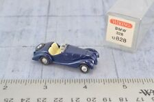 Wiking 12828 Old Timer BMW 328 Blue 1:87 Scale HO