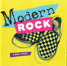 MODERN ROCK 1980-1984 Time Life Music 2X CD OOP RARE 80s New Wave Synth Pop Rock