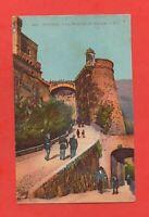 Monaco - Le montée du Palais   (6353)