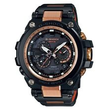 CASIO G-SHOCK MT-G Black Rose Gold Watch GShock MTG-S1000BD-5A IMPORT