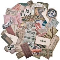 Tim Holtz idea-ology Expedition Ephemera Pack,