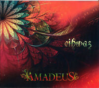 "EIHWAZ ""Amadeus"" Digipak CD (Russian Female Fronted Sympho Power Metal)"