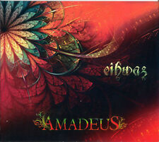 "EIHWAZ ""Amadeus"" Digipak CD (Russian Female Fronted Sympho Power Metal)"