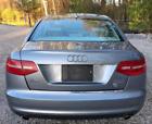 Rear License Plate Bracket For Audi A6 S6 2009 - 2011 Screws Brand New