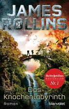 James Rollins - Das Knochenlabyrinth: SIGMA Force (11)