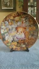 franklin mint Scaredy Cats Plate