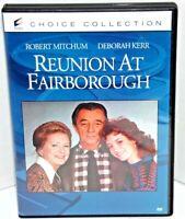 Reunion At Fairborough DVD 1985 Robert Mitchum Deborah Kerr Sony Choice Collecti