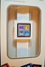 NEW AXION WRISTWATCH SLAP ON BAND FOR IPOD NANO 6TH GENERATION WHITE AN-1115