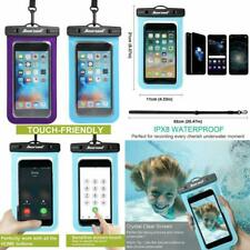 New listing Universal Smart Cell Phone Dry Purch Bag Ipx8 Waterproof Case Cover S10 S9 Xr 8+