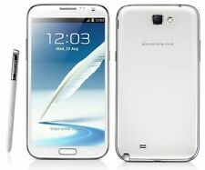 "5.5"" Samsung Galaxy Note2 GT-N7100 16GB 8MP GPS Libre Móvil Telefono Blanco"
