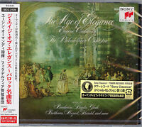 EUGENE ORMANDY-THE AGE OF ELEGANCE-JAPAN CD C12