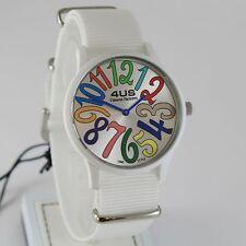 Carcasa de resina de banda de nylon Unisex Relojes de pulsera  278024b0268