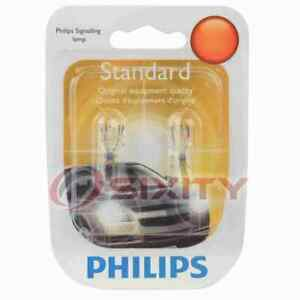 Philips Instrument Panel Light Bulb for Cadillac 60 Special Brougham Calais wc
