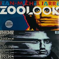JEAN MICHEL JARRE ZOOLOOK 1984 POLYDOR 823 763-1 Vinyl (M) New SEALED