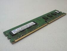 Barrette mémoire / Memory module Samsung 2Go 2GB PC2 6400 DDR2 800MHz