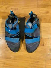 Scarpa Climbing Shoes  Blue Men's Size US10 UK9 EU43