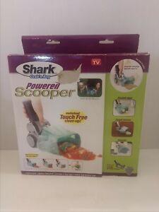 Shark Grab N Bag Powered Scooper Great For Pet Messes