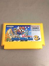 40080 Super Mario Bros. 3, NES nintendo Famicom FC Video Games Japan