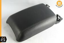 11-13 Mercedes W251 R350 Center Console Arm Rest Storage Cover Black OEM