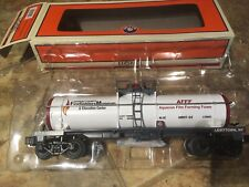 LIONEL 6-58500 Nassau Operating Engineers Firefighters Museum Tank Car-O Scale