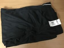 NWT BOYS PUMA ATHLETIC PANTS POLYESTER BLACK SIZE XL DRAWSTRING