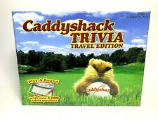 Caddyshack Trivia Game Travel Edition USAopoly Board Game Trivia Questions New