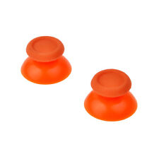 Sony PS4 Playstation 4 Thumbstick Analogstick Joystick Set - Red
