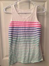 Girls Striped Tank Size 14/16