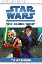 Star Wars the Clone Wars: The New Padawan by Steve Brezenoff and Eric Stevens (…