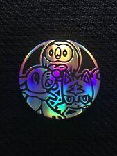 Pokemon 2017 Spring Collector Chest COIN - LITTEN/ROWLETT/POPPLIO - NEW