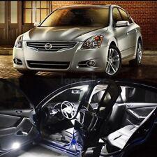 14pcs Xenon White LED Lights Interior Package For 2007-2012 Nissan Altima Sedan