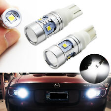 2x T10 T15 2835-Chipset LED Bulbs For Car Backup Reverse Lights 912 920 921 906