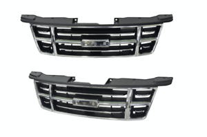 FRONT GRILLE FOR ISUZU D-MAX 2008-2012