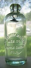 Cripple Creek Colorado Hutchinson Harvey Moulton bottle Unlisted Variation Hutch